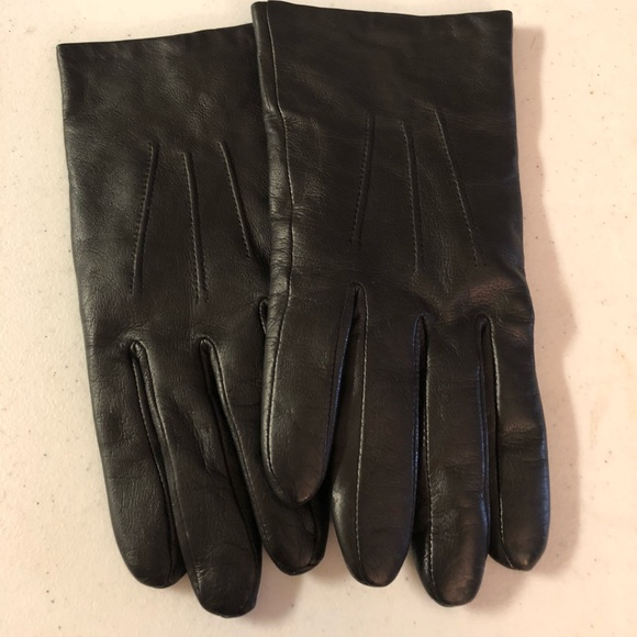 Polo Ralph Men's Lauren Leather Gloves MVUqSzp